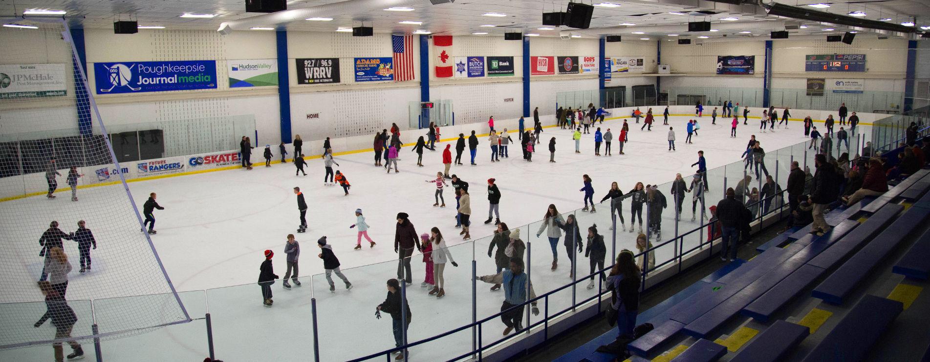 MHCC McCann Ice Arena