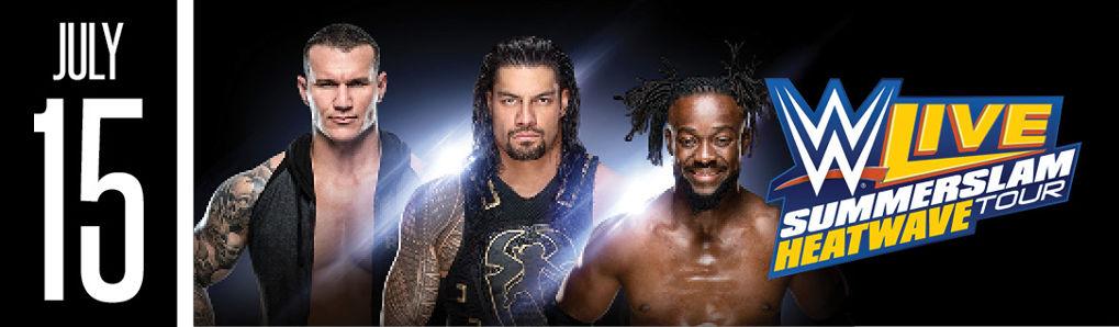 MHCC WWE SUMMERSLAM