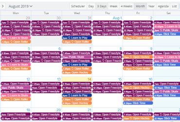 Ice Calendar