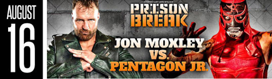 Northeast Wrestling PRISON BREAK