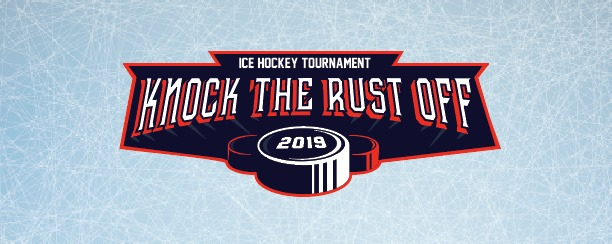 Knock the Rust Off Ice Hockey