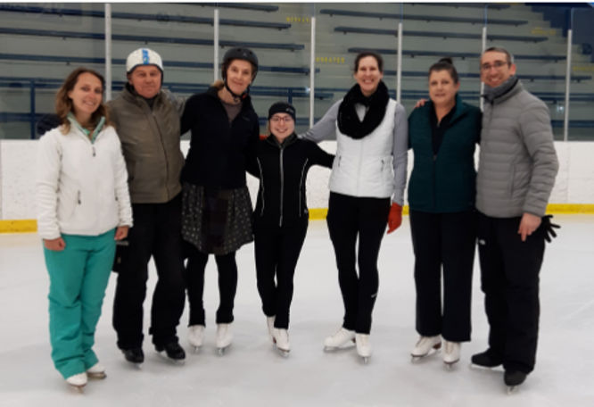 2019-2020 Coffee Club-Adult Skate