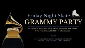 Grammy Party Ice Skate