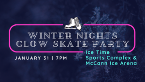 Winter Nights Glow Skate Party