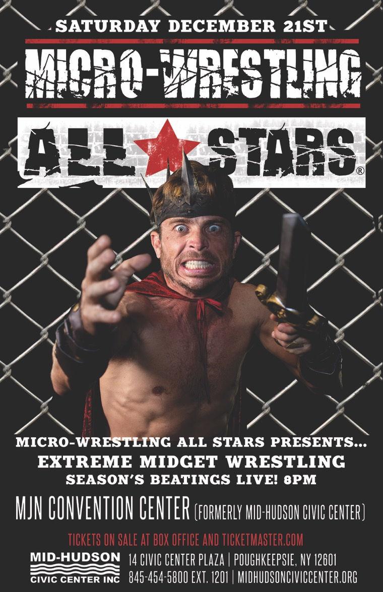 Micro-wrestling @ MHCC